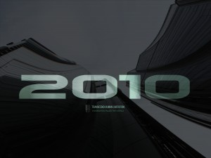 2010 by TCHNOMAN1 300x225 18 Best 2010 New Year Wallpapers