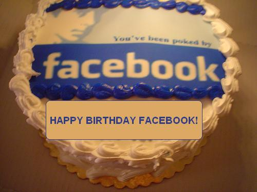 happy birthday facebook Facebook Celebrates 7th Birthday! < credit >