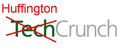 After Acquiring Huffington Post, AOL Renames TechCrunch To HuffingtonCrunch!